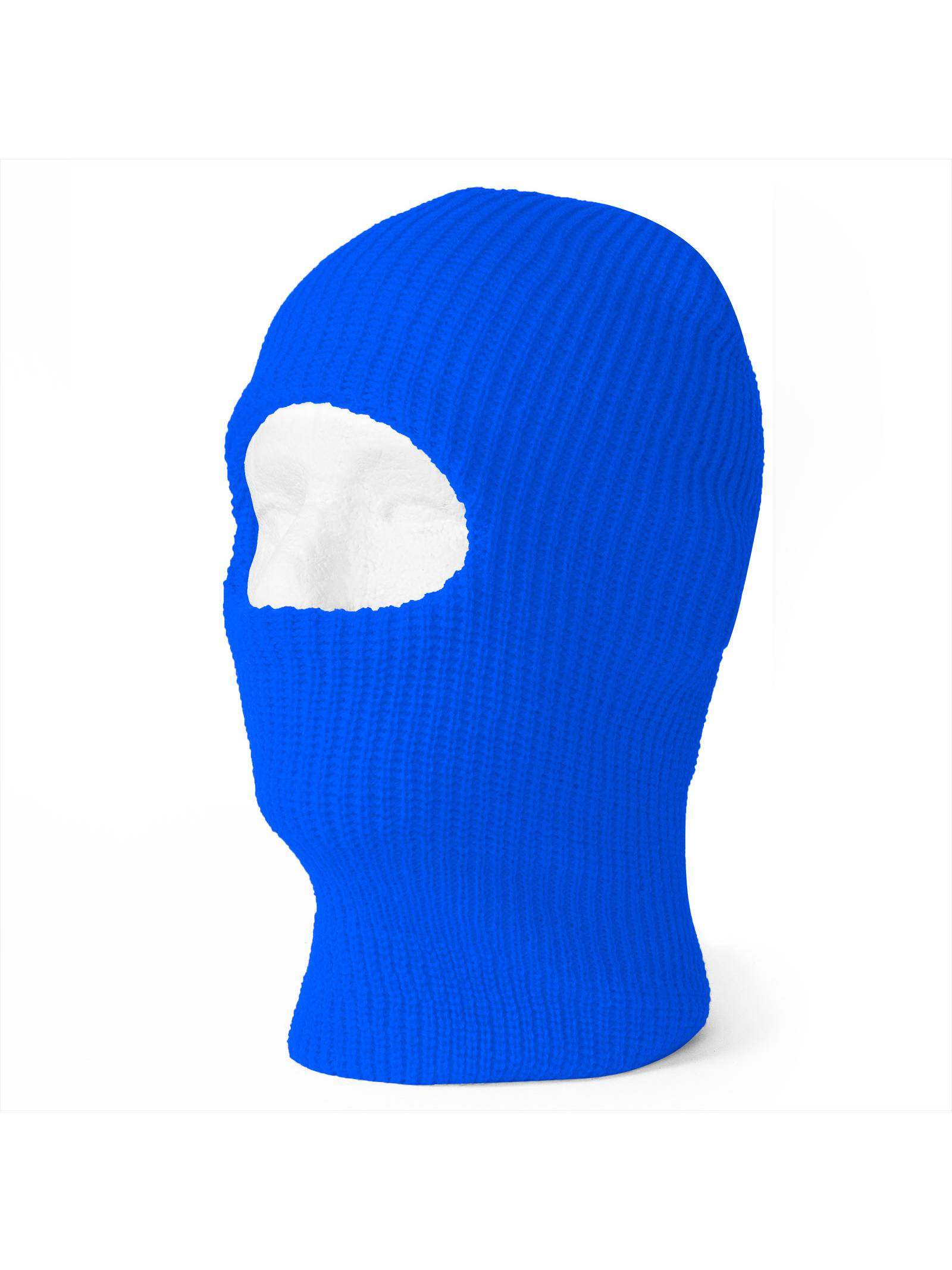 TopHeadwear One 1 Hole Ski Mask Royal by TOP HEADWEAR