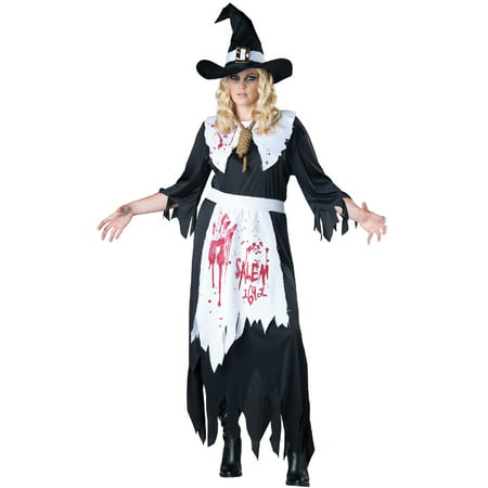 Salem Witch Plus Size Costume