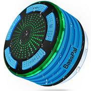 Best Shower Cd Players - BassPal Shower Speaker Waterpoof IPX7, Portable Wireless Bluetooth Review