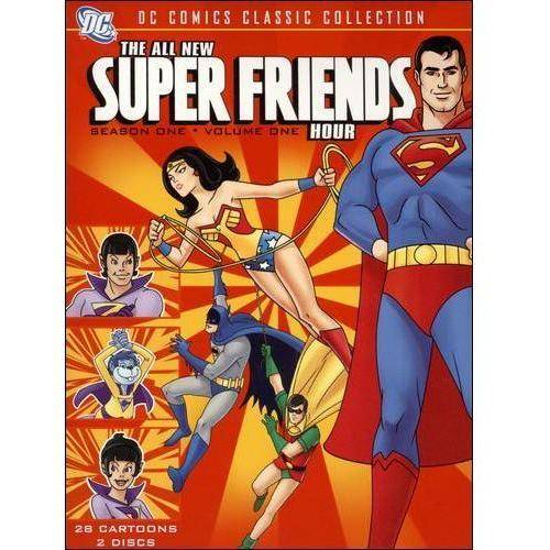 The All-New Super Friends Hour: Season One, Vol. 1 (Full Frame)