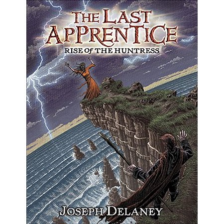 Apprentice Cocktail - The Last Apprentice: Rise of the Huntress (Book 7) (Hardcover)