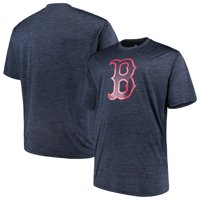 d06e3ba35 Product Image Men's Majestic Navy Boston Red Sox Big & Tall Statement Logo  T-Shirt