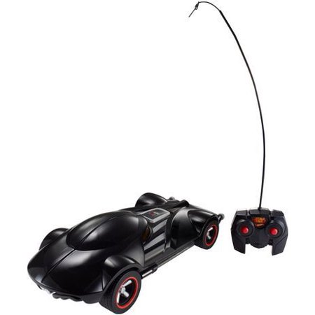 Hot Wheels Remote Controlled (Hot Wheels Star Wars Darth Vader Remote Control Vehicle / RC Car Mattel + 30%)