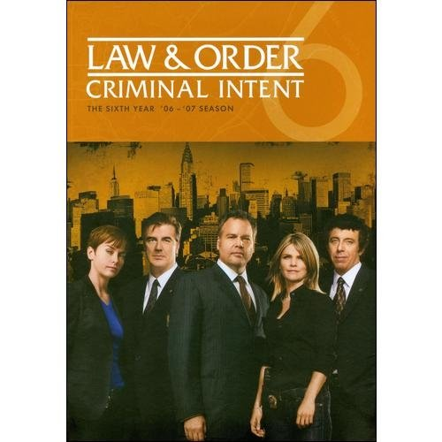 Law & Order: Criminal Intent - The Sixth Year (Widescreen)