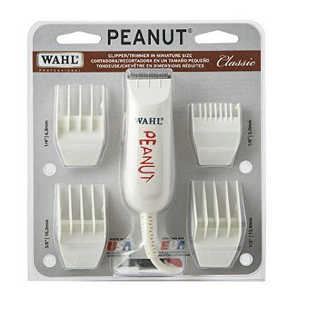 wahl professional peanut classic clipper trimmer 8685. Black Bedroom Furniture Sets. Home Design Ideas