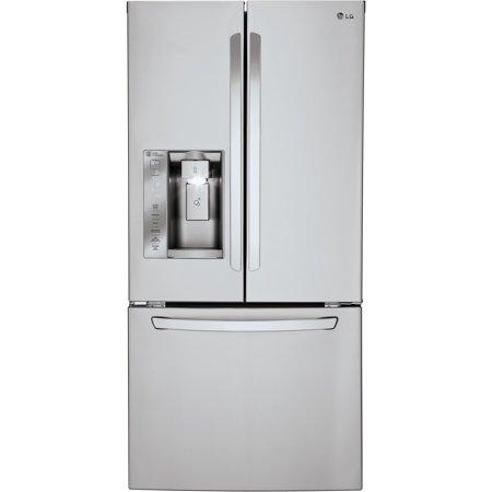 LG LFXS24623S 33 Inch French Door Refrigerator