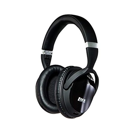 LyxPro HBNC-20 Noise Cancelling Bluetooth Headphones Wireless Comfort-Fit Headset w/Over Ear Cushioning, Volume Control & Micro USB Charging Cable,Black - image 9 of 9