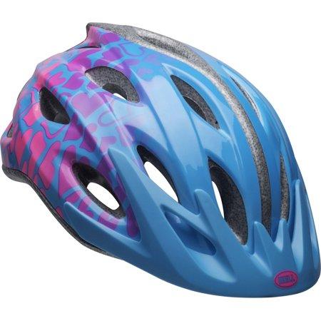 - Bell Pep Vivid Hearts Bike Helmet, Child 5+ (52-56cm)