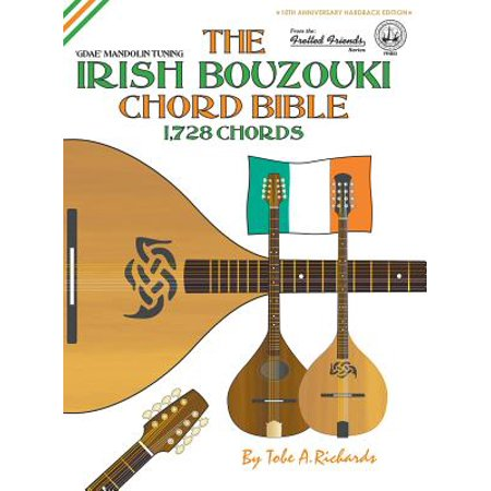 Fretted Friends: The Irish Bouzouki Chord Bible (Hardcover)