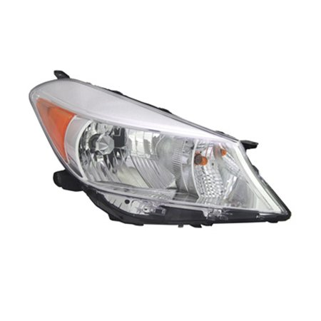 Capa Certified Headlight Assembly (New Aftermarket Passenger Side Front Head Lamp Assembly 8113052D30 CAPA)