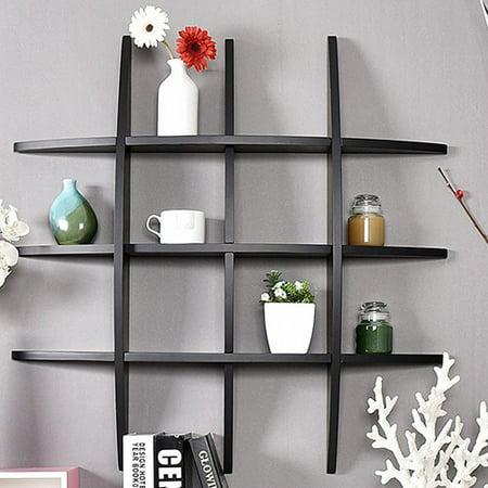 Welland llc lexington globe wall shelf for Abanos furniture industries decoration llc