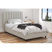 Novogratz Brittany Upholstered Bed, Multiple Options Available