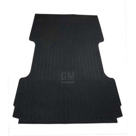 GM 17803372 Bed Mat GMC Sierra Chevrolet Silverado 8 Foot Long (Gmc Sierra Long Bed)