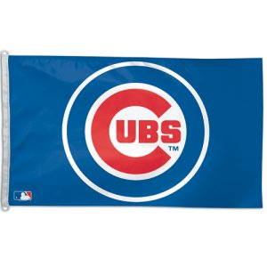 Chicago Cubs 3X5 Flag By Wincraft  Inc