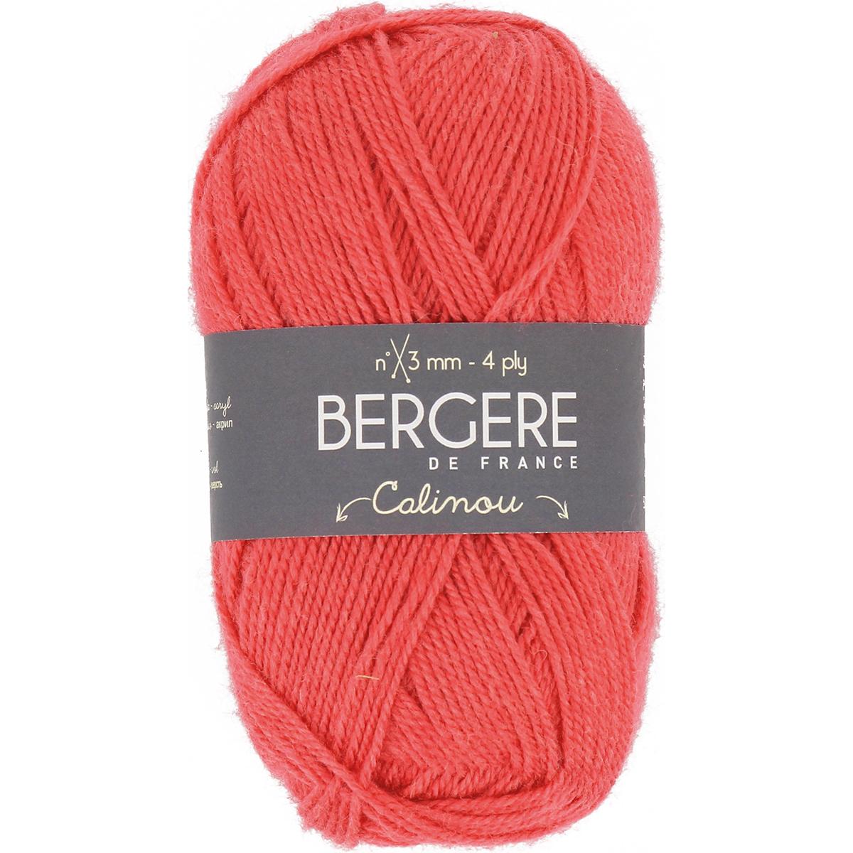 Bergere De France Calinou Yarn-Begonia