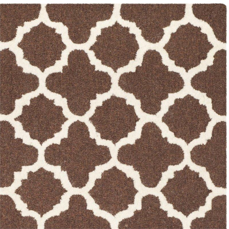 Safavieh Cambridge 5' X 8' Hand Tufted Wool Rug - image 1 of 3