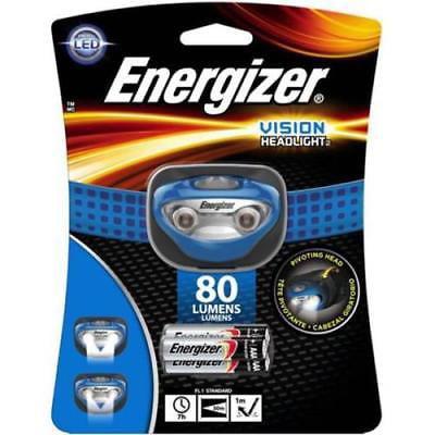 Energizer Vision 80 Lumens LED Headlight