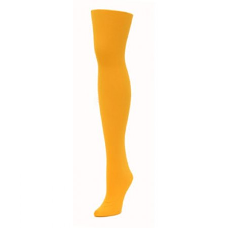 (Tights - Gold Yellow (Large))