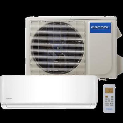 - MRCOOL Advantage 12,000 BTU Mini Split with Heat Pump