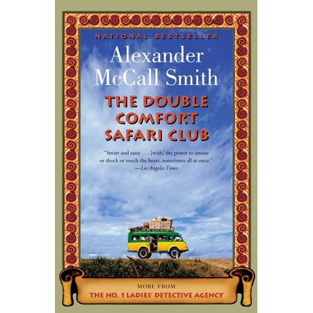The Double Comfort Safari Club Safari Dangerous Series