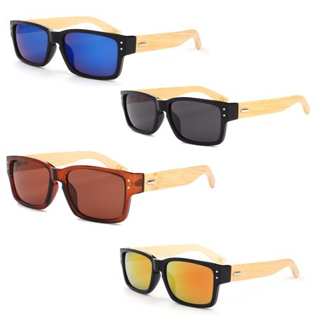 Wanderlust Sunglasses 4 Eco-Friendly Shades Made From Bamboo Wood And Recycled Plastic (Sunglasses Wood Custom Logo)