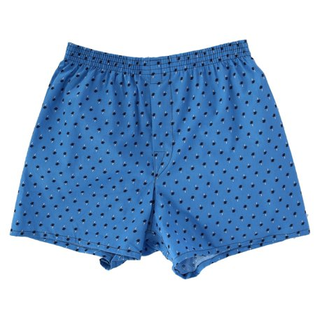 Fruit of the Loom Men's Big and Tall Woven Boxer Underwear (4 Pack) - image 3 de 7