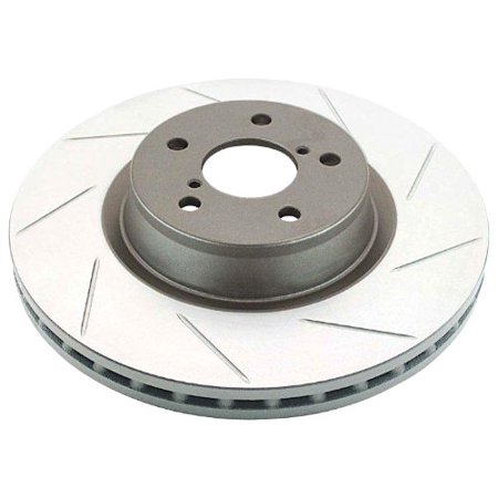 DBA DBA480SR Street Series Slotted Front Vented Right-Hand Disc Brake Rotor