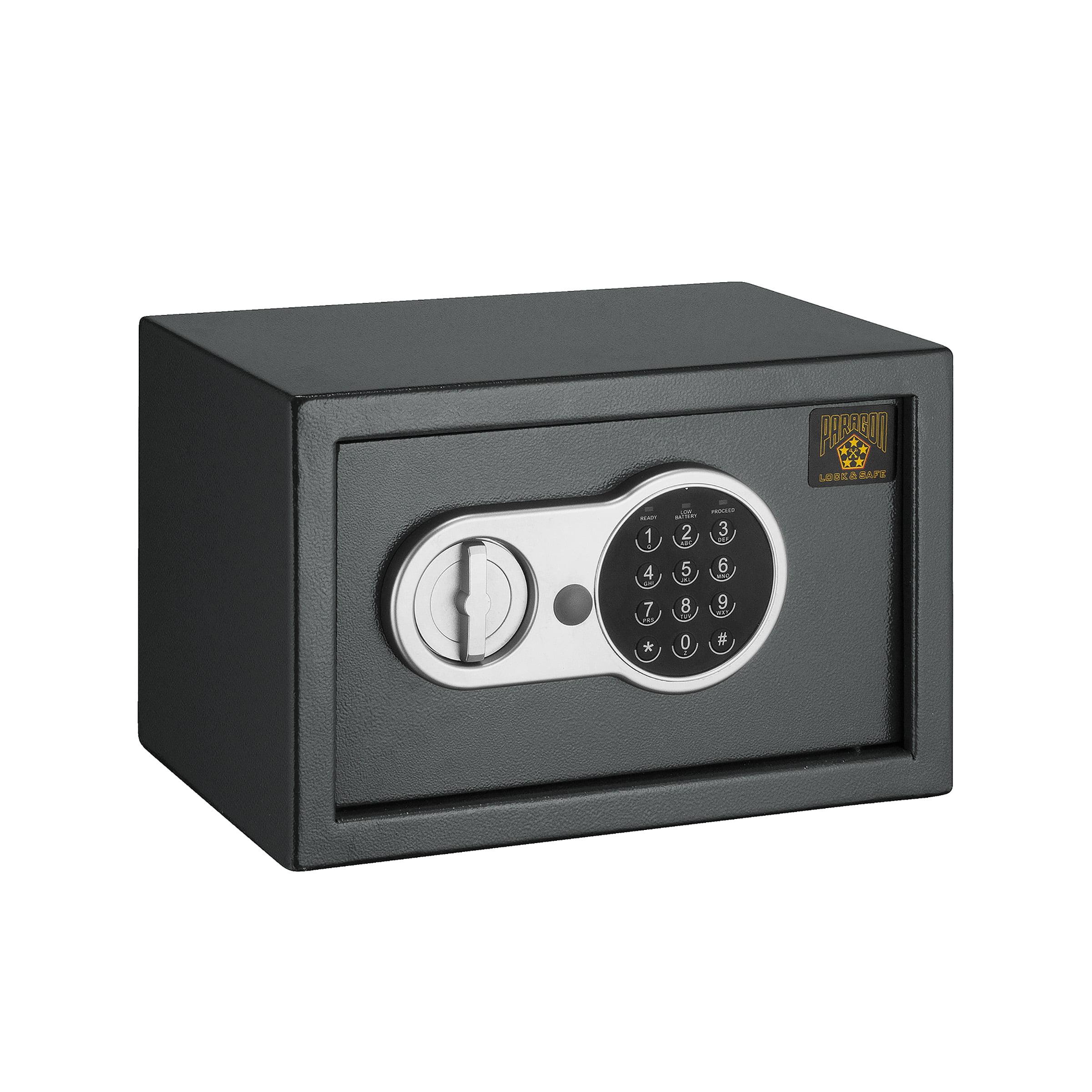 Paragon Lock & Safe Electronic .31 CF Digital Entry Safe for Home Security