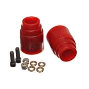 Energy Suspension 00-04 Ford Excursion Red Rear Axle Bump Stop Set