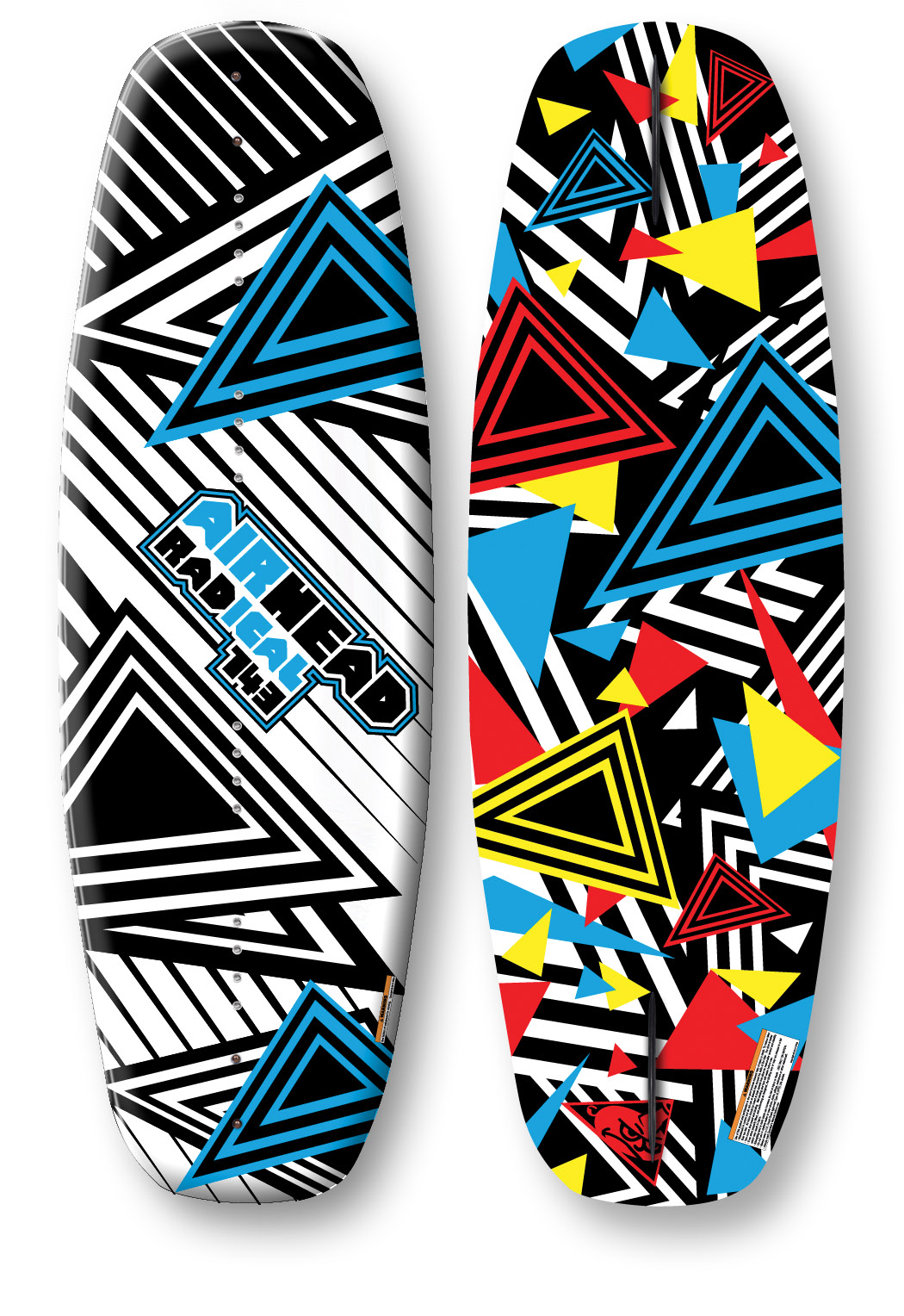 RADICAL Wakeboard by AIRHEAD SPORTS GROUP