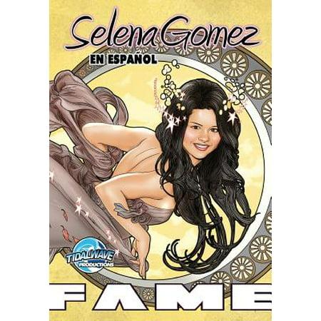 Fame : Selena Gomez En Español](Selena Gomez Halloween Cat)