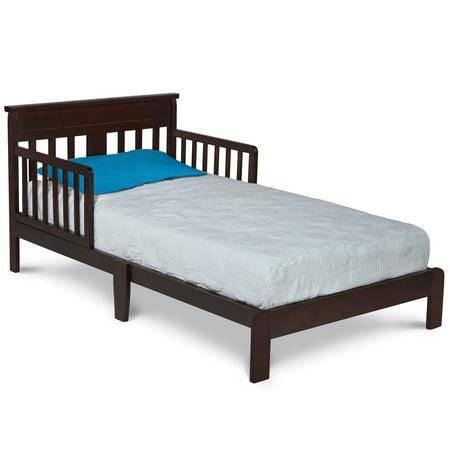 Delta Children Scottsdale Wood Toddler Bed