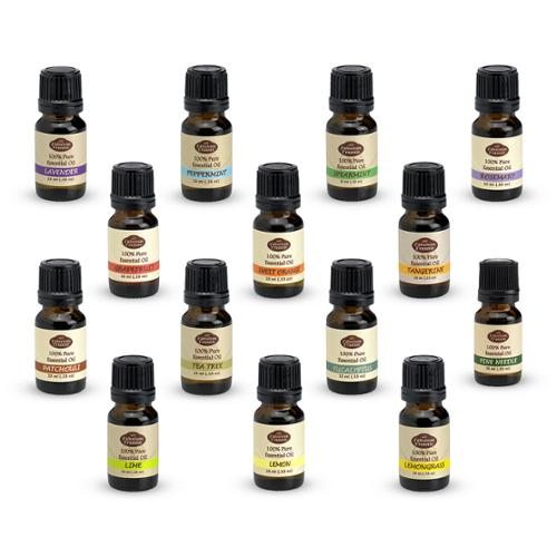 Fabulous Frannie - Starter Set 14 Gift Pack 100% Pure Essential Oils