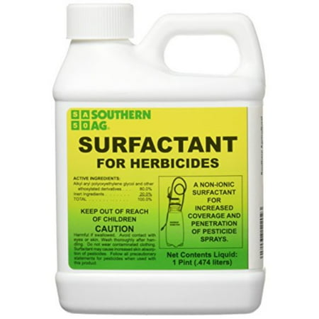 Southern Ag Surfactant for Herbicides Non-Ionic, 16oz, 1