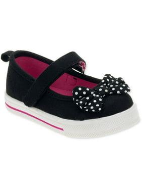 78cf17f6a72 Product Image Baby Girls  Bow Mary Jane Shoe. Garanimals
