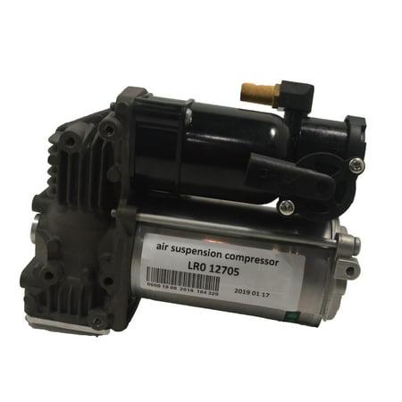 OEM REMANUFACTURED Air Suspension Compressor Fits Land Rover Range Rover Sport LR3 LR4 AMK Style