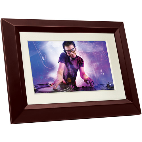"""Philips SPF3472 7"""" Home Decor Digital Picture Frame"""