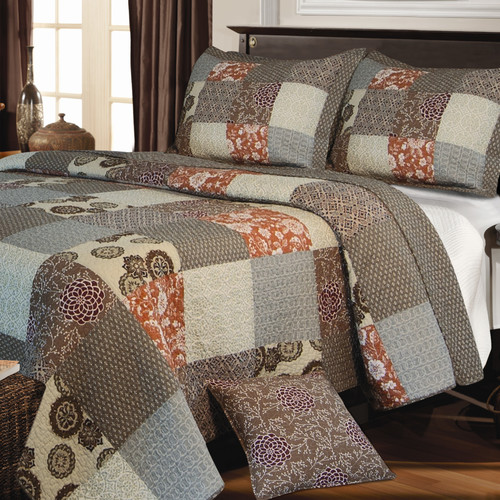 Greenland Home Fashions Stella Bedding Collection