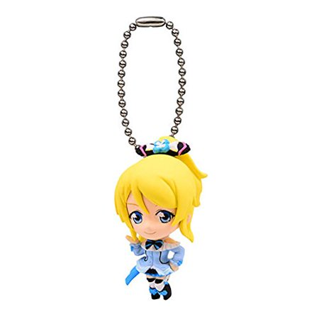 Love Live! School Idol Project Keychain Figure Part 6 - Ayase Eli