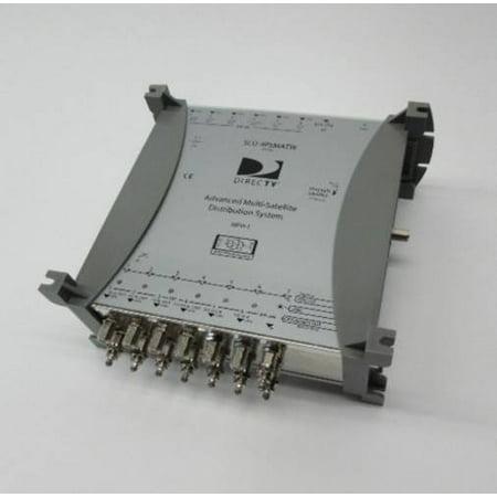 NAS SCU-4P5MATW DirecTV Riser Up Converter Multi Satellite Distribution (Best Home Nas System)