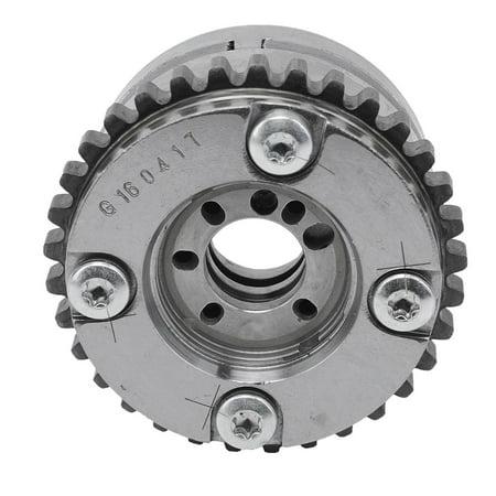 Bapmic 2760501647 Engine Intake Right Timing Camshaft Adjuster Actuator Sprocket for Mercedes Benz W222 W166