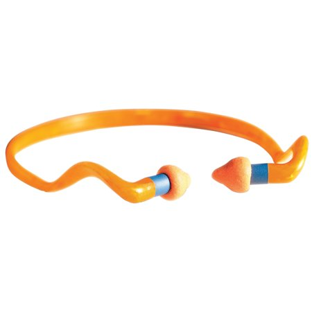 HOWARD LEIGHT MULTIPLE USE QUIET BAND EARPLUGS 25 DB