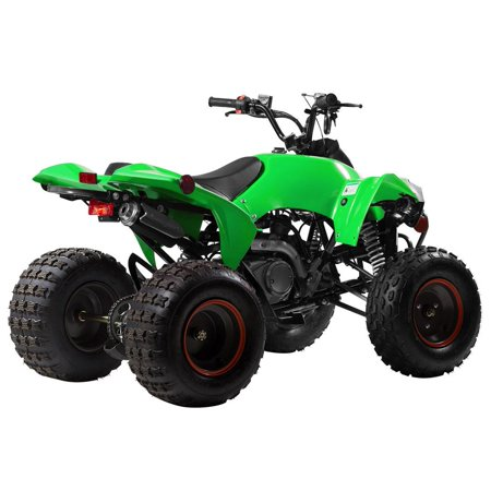 T4B T2 REBEL ATV 125cc KIDS Dirt Quad Recreational Outdoors, Off-Road, All Terrain, 4 stroke, single-cylinder, air-cooled - White - image 1 de 2