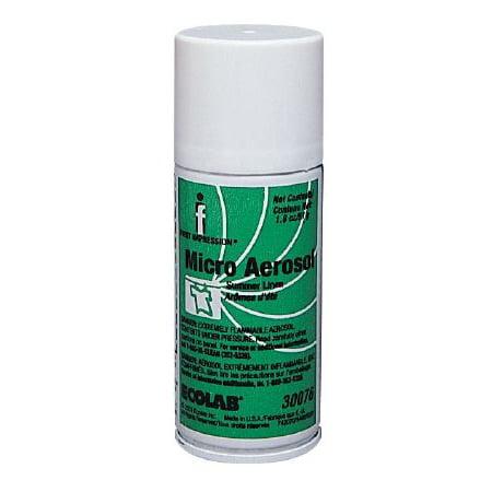 Aerosol Case (First Impression Aerosol Air Freshener Summer Linen Scent 1.8 oz. Can, Case of)