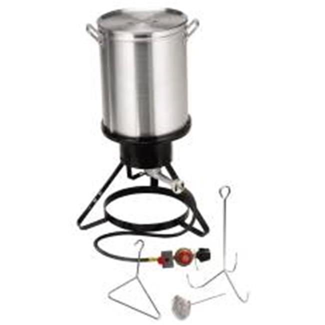 Masterbuilt 109509 Turkey Fryer Propane 30Qt With Hanger