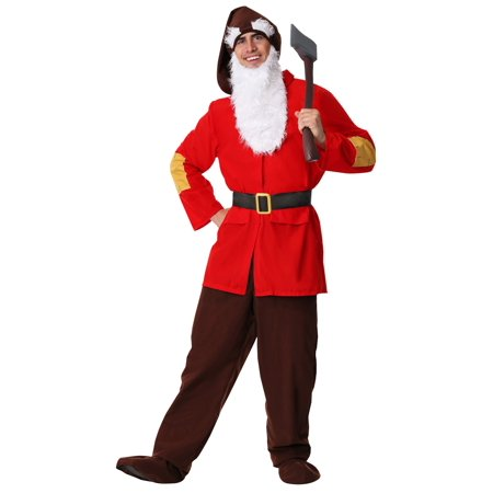 Plus Size Dwarf Costume - 7 Dwarves Costumes