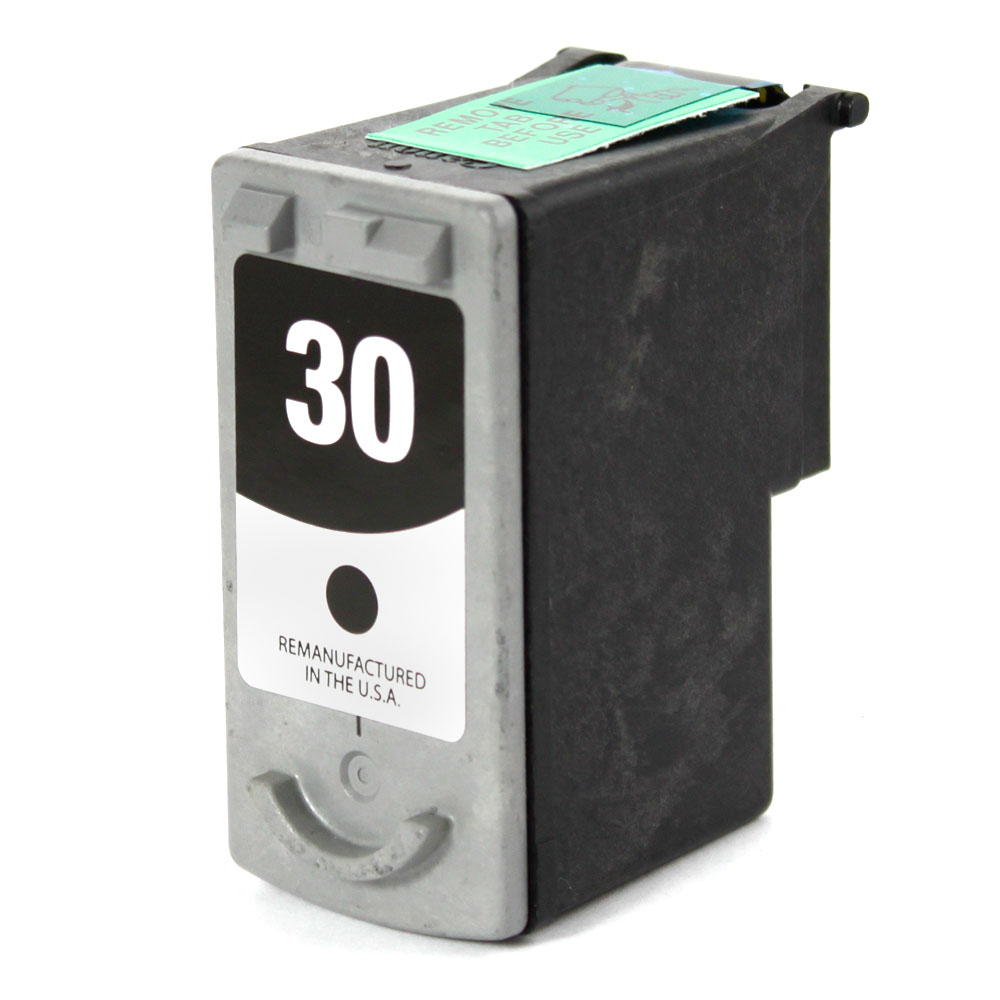 Canon PG30 Black Replacement Inkjet Cartridge