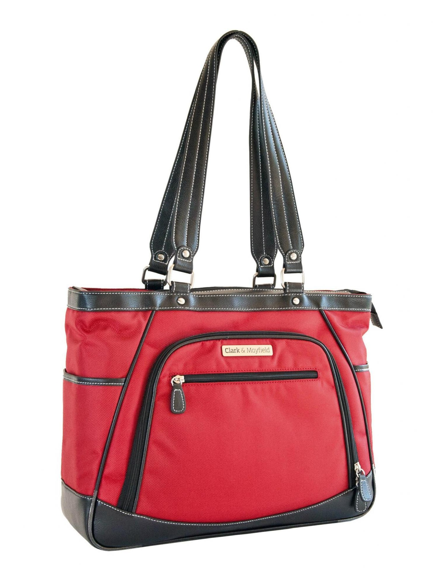 "Clark & Mayfield Sellwood 15.6"" Metro Laptop Handbag"