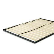 """Zinus Deepak Easy Assembly Wood Slat 1.6"""" Bunkie Board, Twin"""