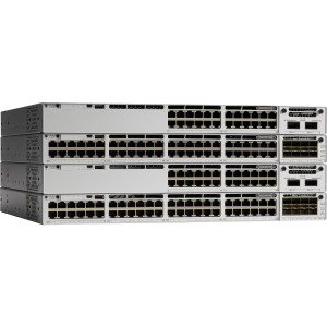 Cisco Catalyst 9300 48-Port PoE+ Switch, Network